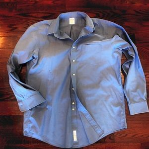 Brooks Brothers traditional fit non-iron shirt